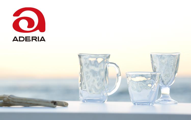 ADERIA GLASS