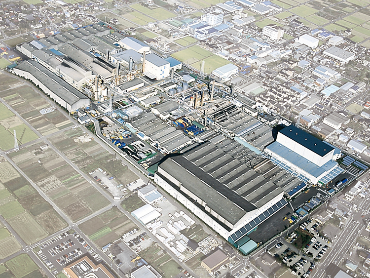 本社・岩倉工場