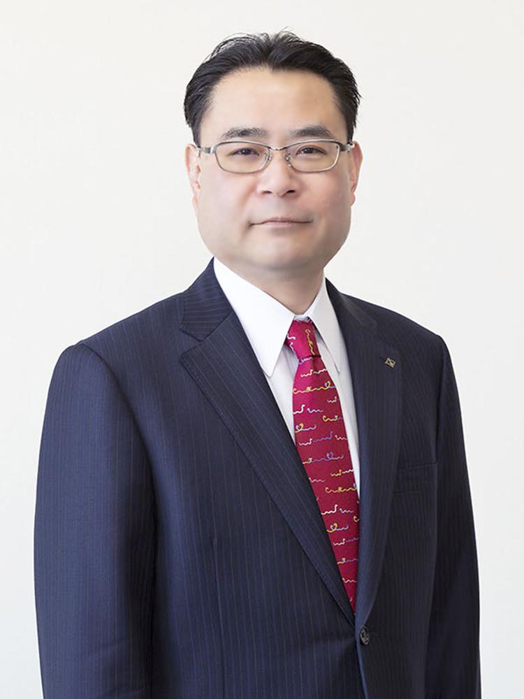 代表取締役 社長執行役員 石塚 久継